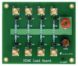 HDMI Load Board Test Fixture