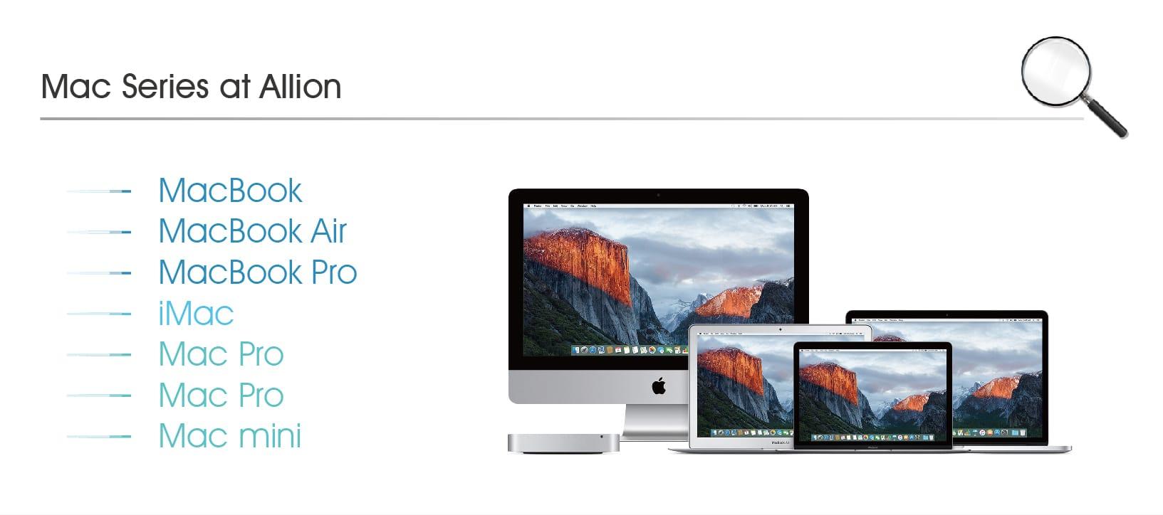 Apple Mac Test Lab | Allion Labs