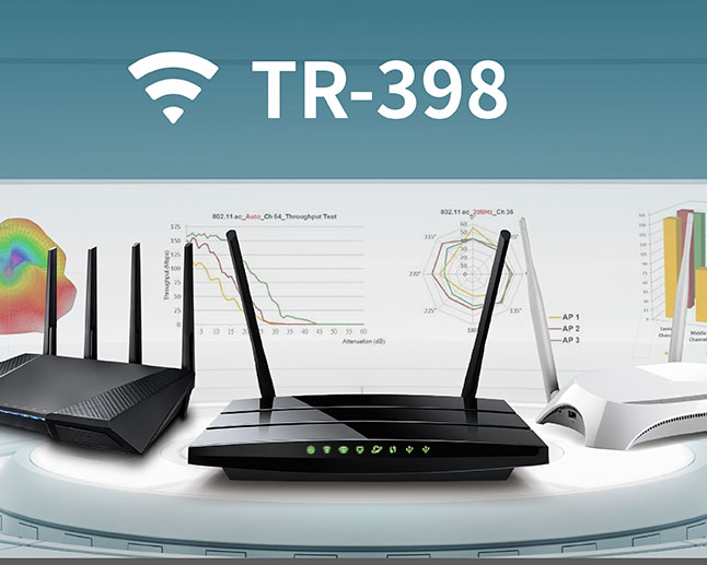 TR-398 Test Service