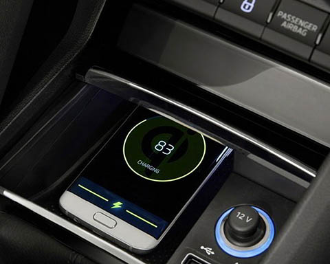 In-Car Wireless Charger Validation