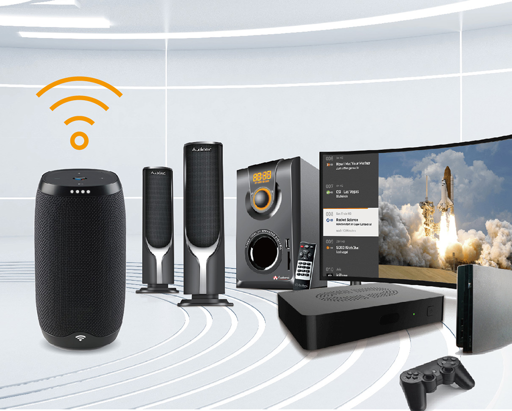 Smart HomeᅵEntertainment Devices