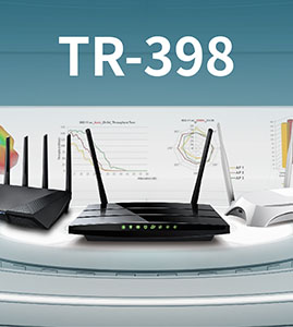 TR-398: Performance Testing of In-home Routers (Part I)
