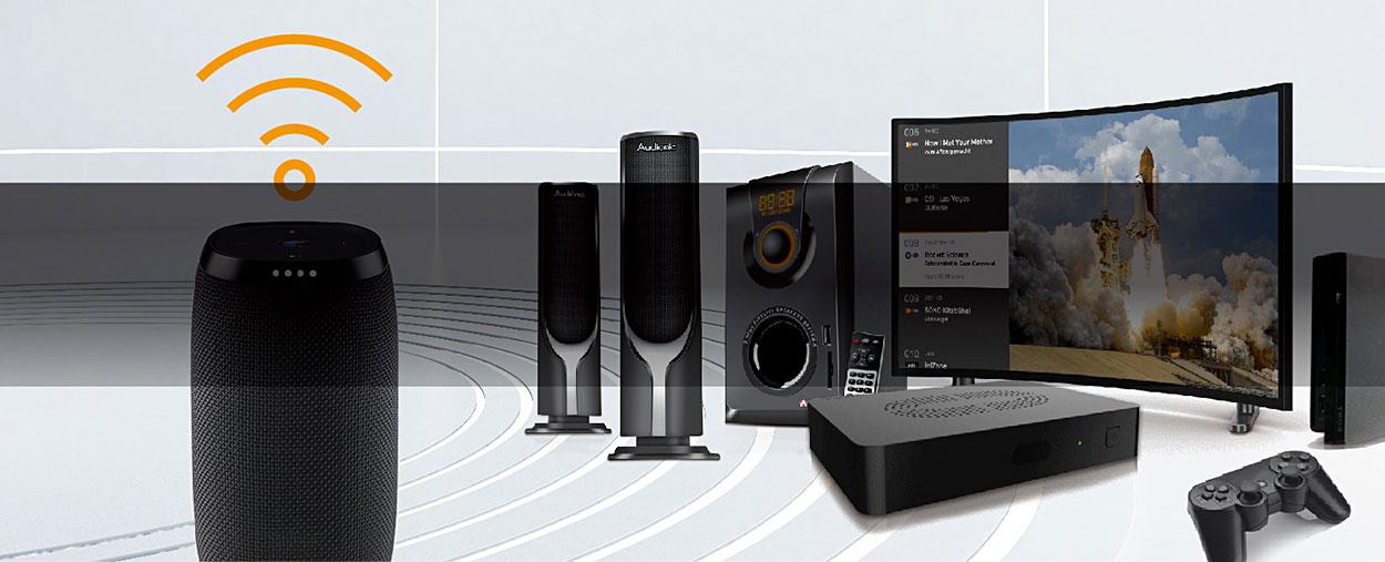 Smart Entertainment Devices Allion Labs