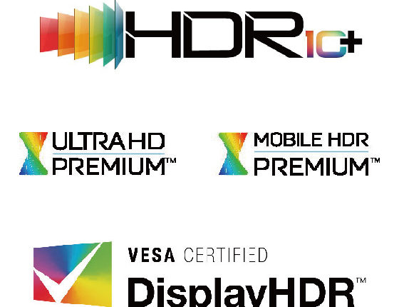 VESA Display HDR and HDR10+ Testing Services