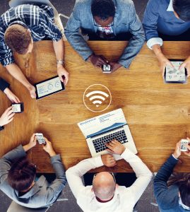Is Your Wireless Network Ready for Connecting Multiple Devices at Once?