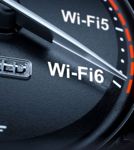 Wi-Fi 6 (802.11ax) v.s. Wi-Fi 5 (802.11ac)  Performance tests of high-speed transmissions