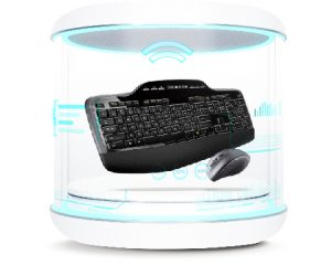 Wireless Keyboard and Mouse AI Test Solution