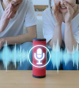Smart Speaker Test Environment Audio Latency Testing