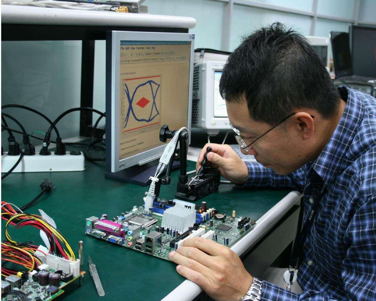 Hardware Quality Assurance